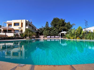 Photo for Villa Costa Ibiza - Infinity pool with panoramic views