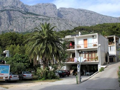 Photo for Apartment in Tučepi (Makarska), capacity 2+2