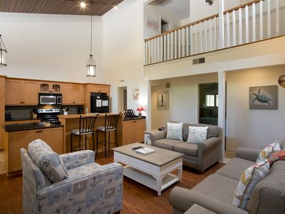 Photo for 31 SeaPines, Pet Friendly, Walk to the Beach Club, Golf View, Updated
