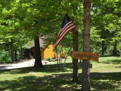 SECLUDED wooded acreage, pontoon, pets welcome