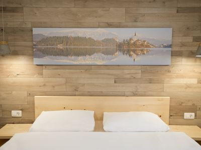 Photo for Modern & Natural Superior DBL. 5 min to Lake Bled.