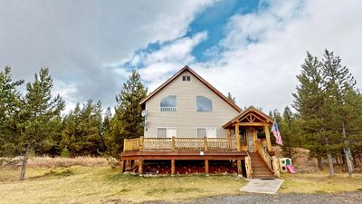 Photo for BEAR CREEK INN⭐️HOT TUB FIRE PIT FREE WIFI SATELLITE BASKETBALL & VOLLEYBALL GAS GRILL