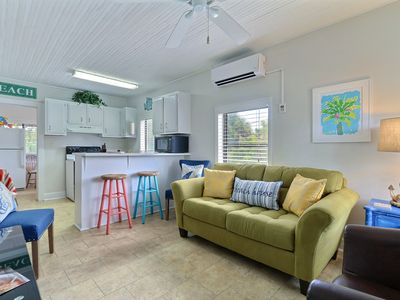Photo for Cozy, Nostalgic Beach House on North End of Tybee!! 50 ft. to the beach.
