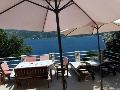 Photo for Holiday house Korčula for 8 - 9 persons with 4 bedrooms - Holiday house