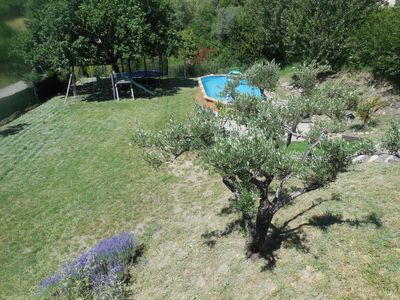 Photo for villa in fressac at the foot of the cevennes