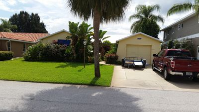 Photo for Located on the Canal,  5 minutes from the Gulf. Seniors Welcome. Available 1/19
