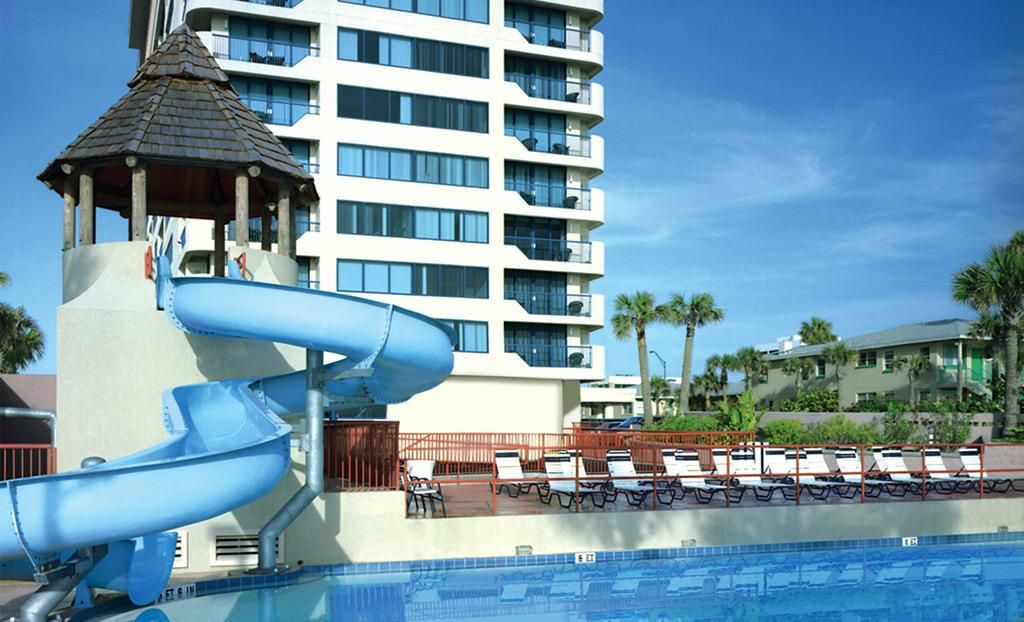 Oceanside Resort w/Free WiFi, Pool & Beach- 2BR- Steps From Attractions!