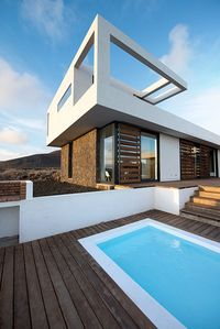 Photo for Vacation in the design house in Lajares, Fuerteventura