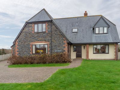 Photo for Meyn Melyn is a lovely, spacious family home with landscaped gardens.