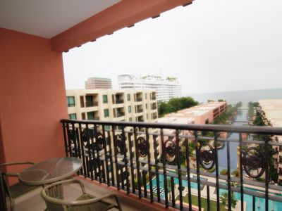 Photo for 3beds with seaview and long pool 7250