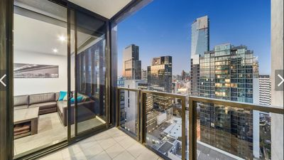 Photo for Luxurious 3 Bed 2 Bath Apartment at Melbourne Tower