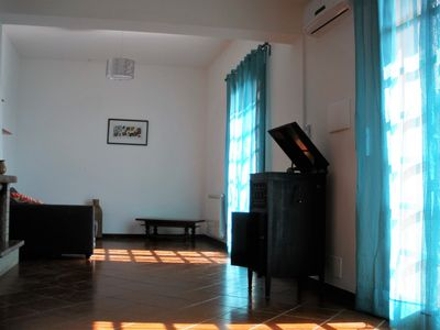 Photo for Apartment with sea-view terrace