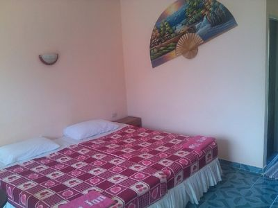 Photo for Nice double room with sea view