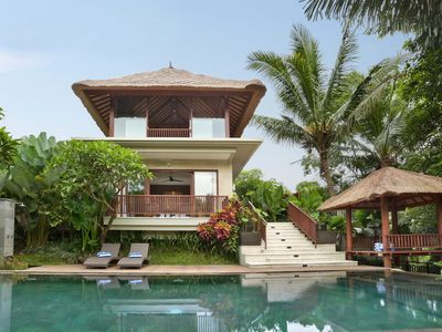 Photo for Tranquil 2 Bedroom Villa, Ubud