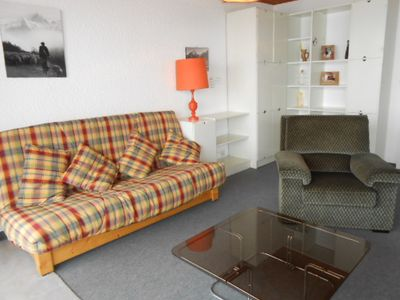 Photo for Large studio apartment with amazing mountain view