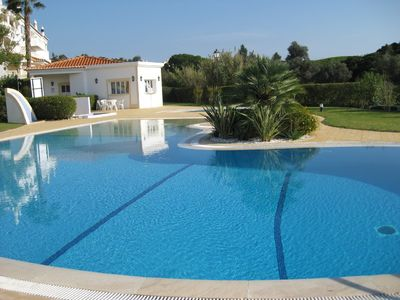 Photo for Luxury Villa with Sea & Golf views, Carvoeiro, Sleeps 6. Licence 23853/AL