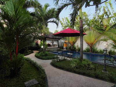 Photo for 2 Bedroom and pool Villa in Kuta Bali