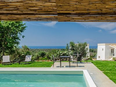 Photo for The Torre Dell'Alto Mare, located in the countryside of Alliste, 12 km south of Gallipoli