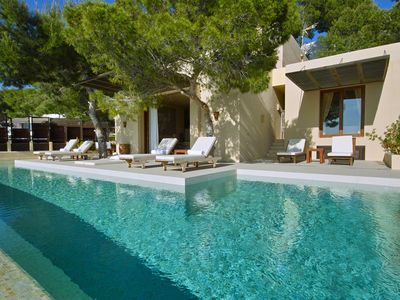 Photo for 4BR Villa Vacation Rental in SAN ANTONIO DE PORTMANY, Ibiza (Illas Baleares)Spain