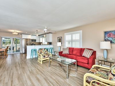 Photo for Brand New & Upgraded Villa; Pet Friendly Rental; Walk to Vanderbilt Beach!