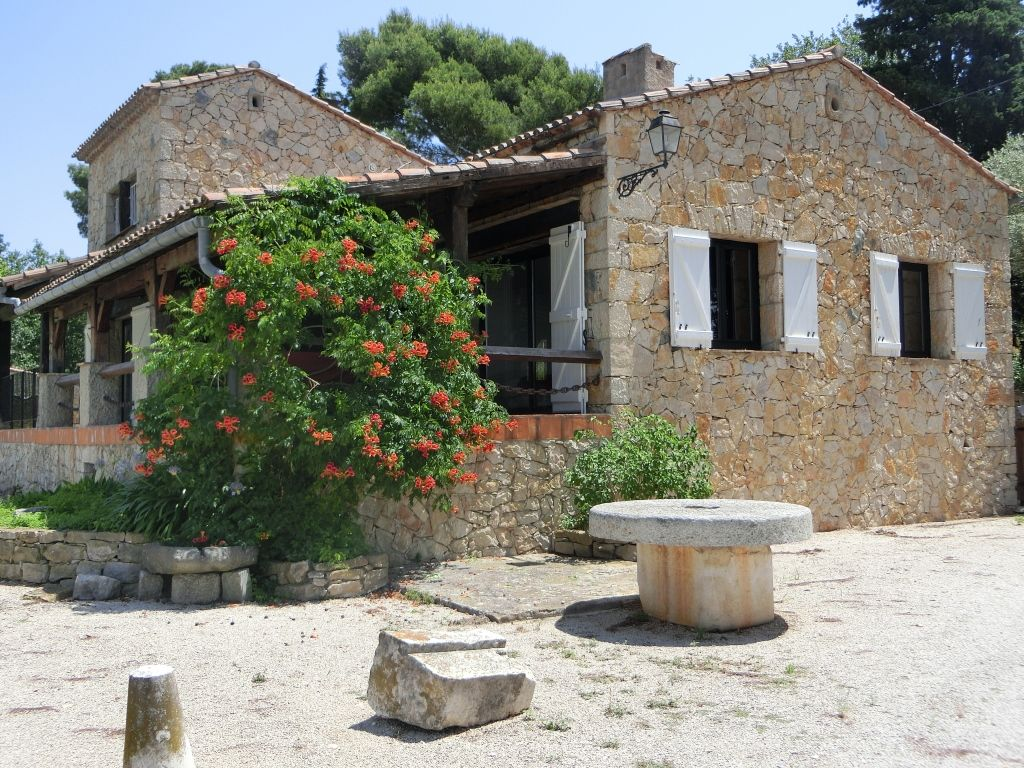 Character Cottage Between Sea And Countryside Large Spaces With Private Pool Le Beausset