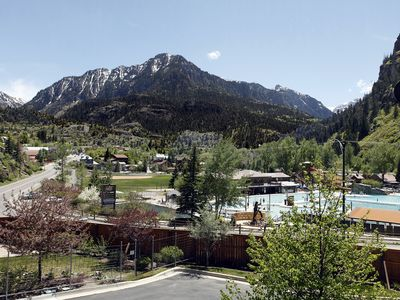 Photo for Newly Constructed Townhome - Across from Ouray Hot Springs - Walk to Downtown