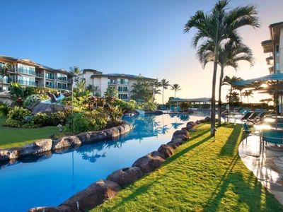 Photo for Waipouli Beach Resort H403 - 2 Br condo by RedAwning