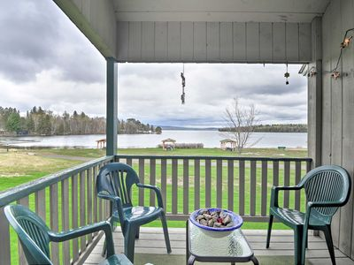 Photo for NEW! Rangely Condo w/ Lake View + Boat Ramp Access