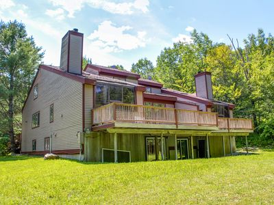 Photo for 4BR House Vacation Rental in West Dover, Vermont