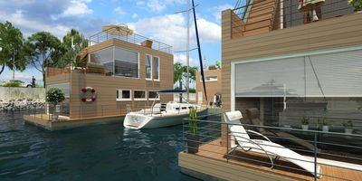 Photo for Floating house Jule