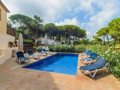 Photo for Villa Inger Lise Great choice for a family holiday  close to Begur & its beaches
