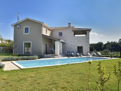 Photo for Lovely Villa Corinne, in Istria, with a Pool