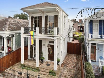 Photo for Garden District Luxury for LARGE GROUPS - OFF STREET PARKING!!