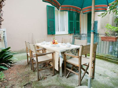 Photo for Apartment Orsa Minore in Moneglia - 8 persons, 2 bedrooms