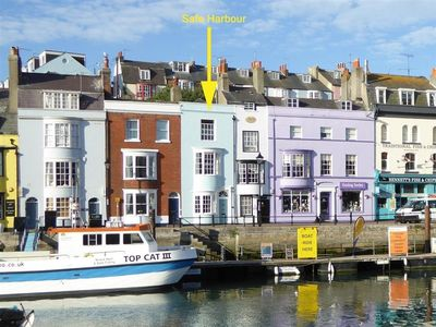 Photo for 3BR Cottage Vacation Rental in WEYMOUTH, South West England