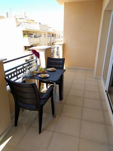 Photo for Beautiful apartment near the center and the beach. Parking and swimming pool. NL2GS
