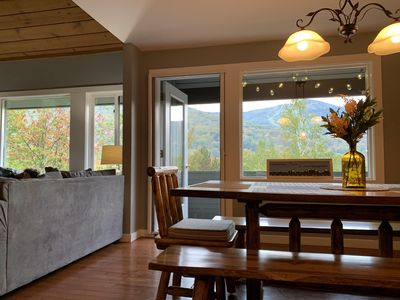 Year round Loon views and beautifully updated