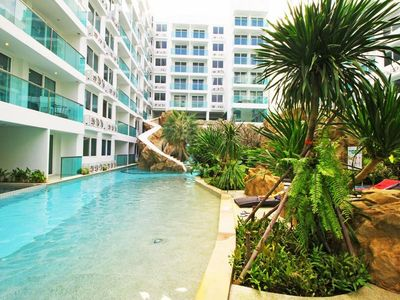 Photo for Marvellous 1 BR Residence Apartment 2 In Pattaya