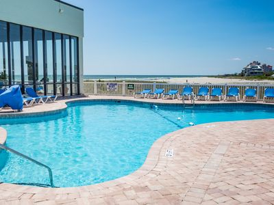 Photo for Look At This View Sands Beach Club #727, SC Shore Dr