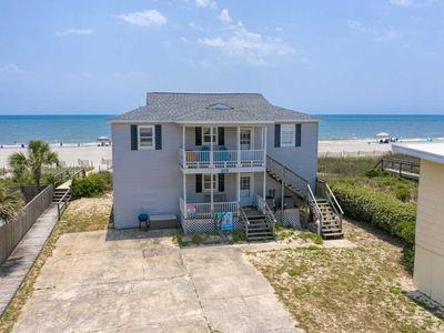 Photo for HOLDEN BEACH OCEANFRONT 7 Bedrooms 2 Kitchens 2 Living Rooms