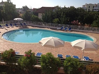 Photo for 2 Bedroom 1st Floor Apartment With large Balcony Overlooking Pool, WIFI