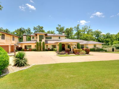 Photo for Private Stunning  Lake Austin Waterfront.