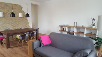 Photo for Beautiful 100sqm home in the heart of St. Petersburg