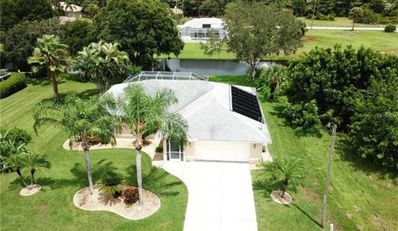 Photo for Canal front, Pet Friendly, Pool home in golf community--Avail April - Mid Nov