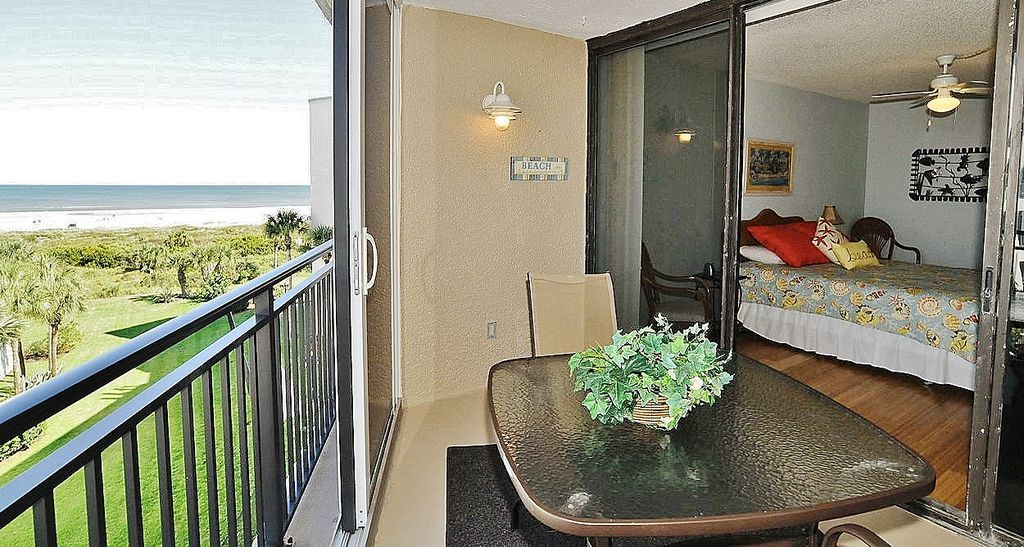 Oceanfront Beach Paradise With View Of St A Vrbo