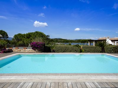 Photo for Beautiful villa with private pool at100 meters to the beach
