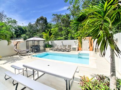 Photo for NEW! Playa Del Carmen Home w/Private Pool by Beach