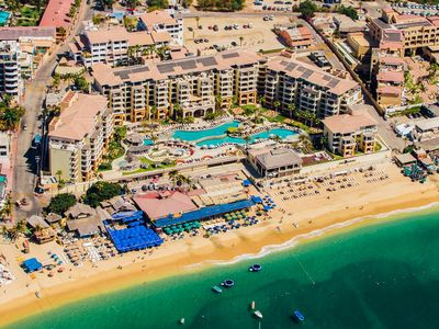 Photo for Resort on Cabo's most popular beach - Medano Beach