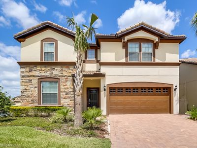 Photo for Beautiful 9 Bed Gated Pool Home At Windsor at Westside Resort From $310/nt!