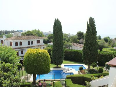 Photo for BERGANTIN,33 - Apartment for 7 people in Estepona